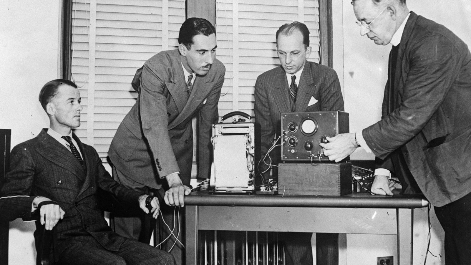 Lie Detector invention history – History of the polygraph machine