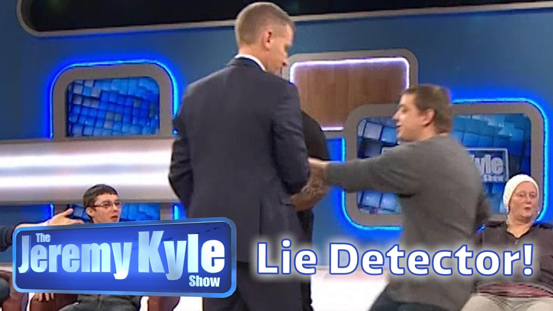 Professional Lie Detector Test vs Going on the Jeremy Kyle Show Lie Detector Test
