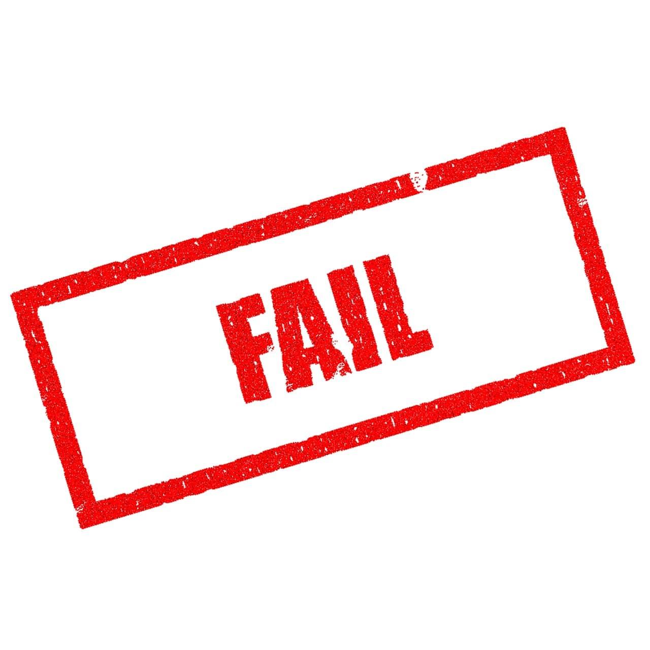 fail a lie detector test