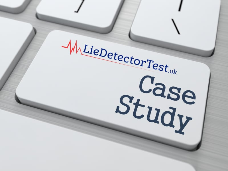Case Study: How one couple overcame years of infidelity with a simple lie detector test